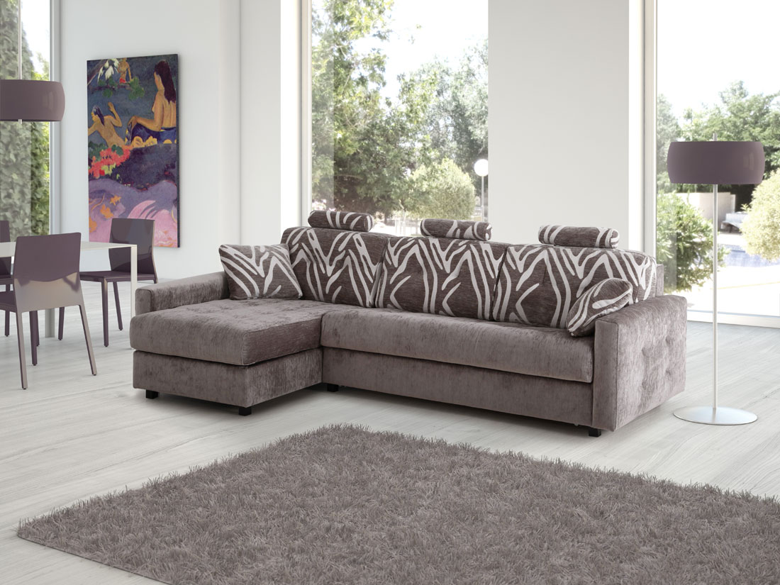 Furniture Montreal Modern Sectional Bolero