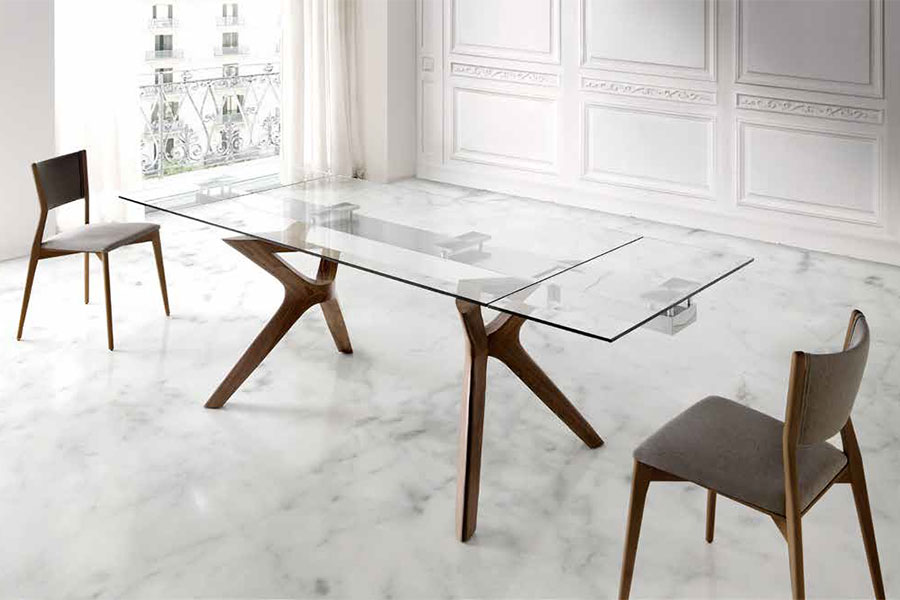 Lin Contemporary Table Montreal