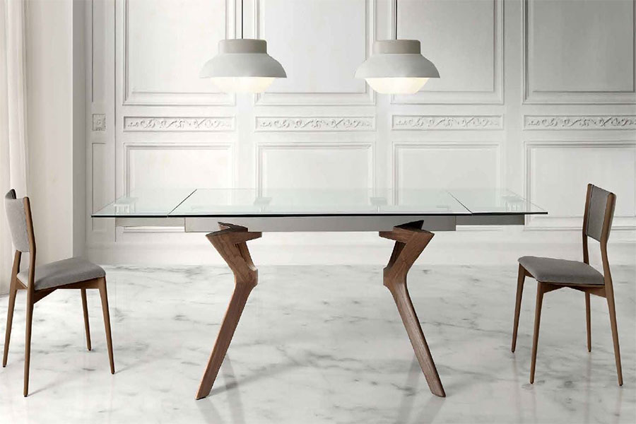 Lin Contemporary Dining Table