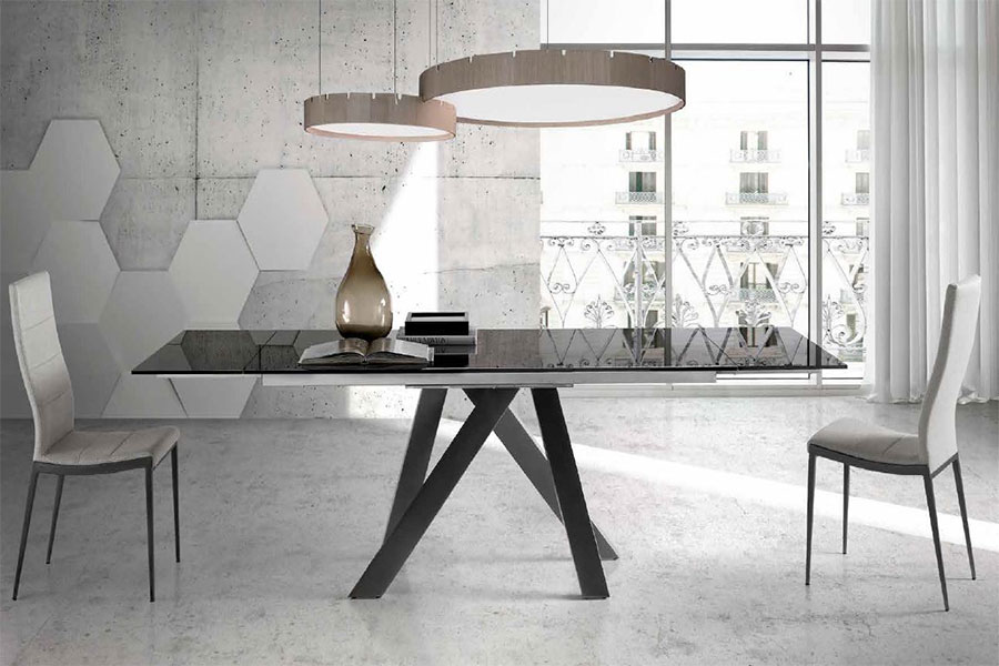 91bb5db9e0493 DINING ROOM    Modern Dining Table    Tree Modern Dining Table - Furniture  store in Montreal