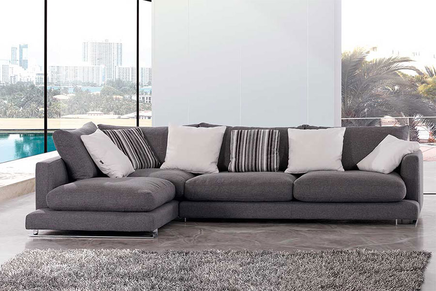 LIVING ROOM :: Sectional Sofas :: Chanel Sectional