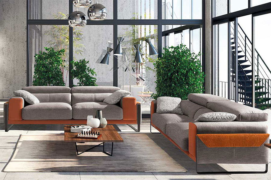 Sharon Modern Sofa Furniture Montreal