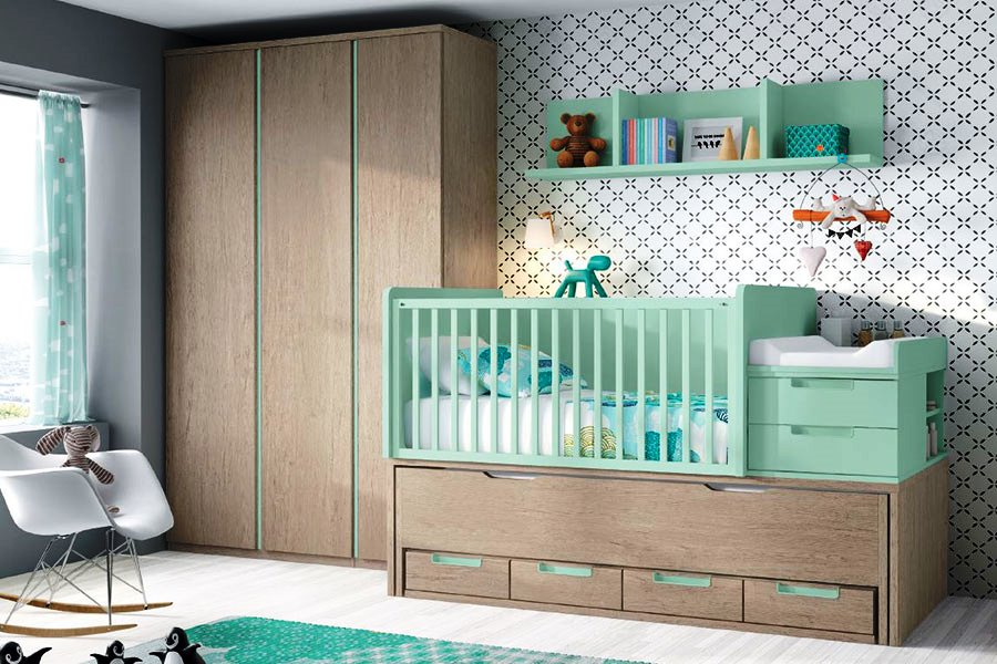 Modern Kid's furniture Montreal