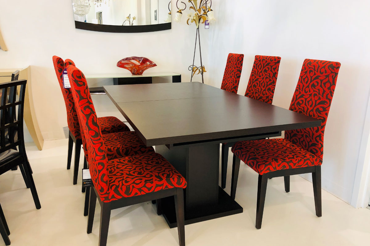 Modern Dining Table With Extension Montreal