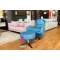Modern European accent chairs Montreal