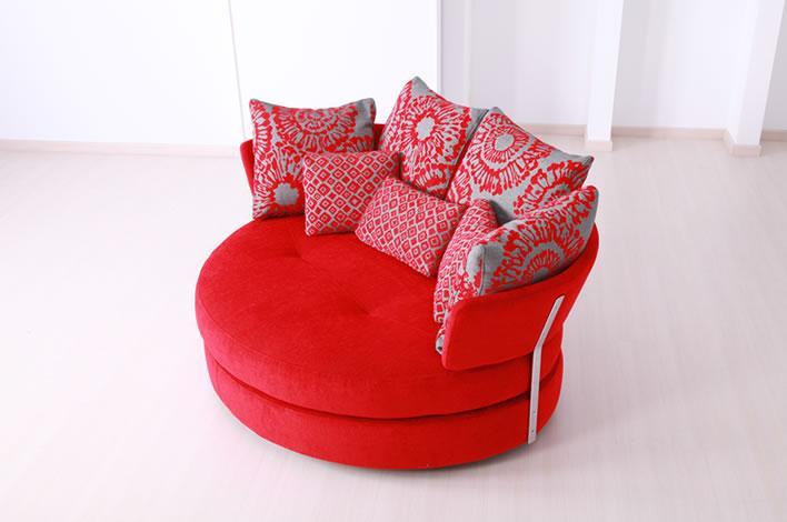 Modern Fabric Sofa Montreal
