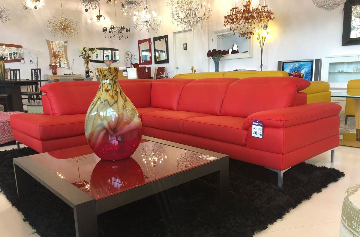 modern sectional canada