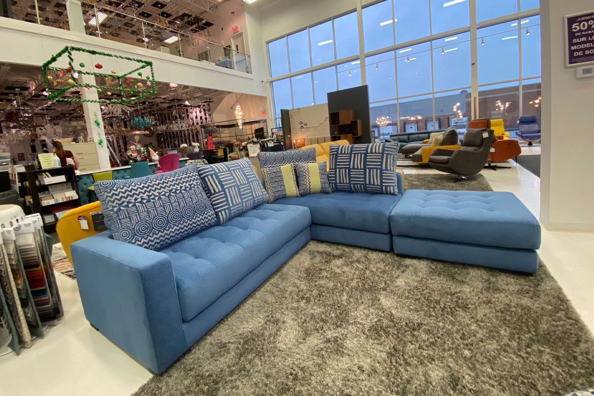 Modern Sectional Modular Sofa Manacor