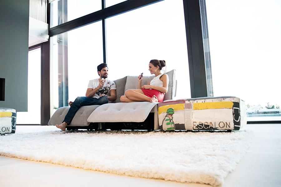Modular sofa Montreal