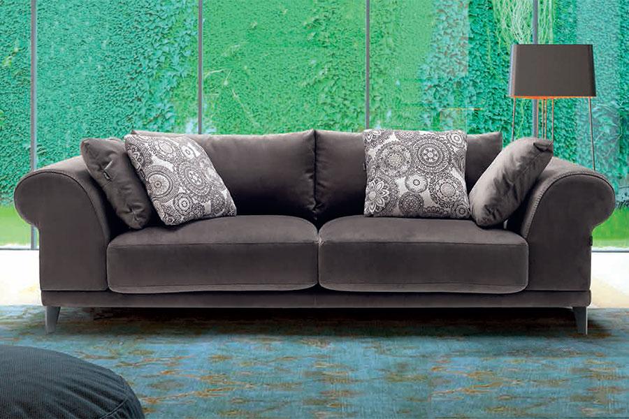 Chester Retro Sofa Furniture Montreal