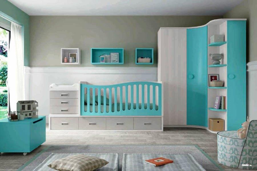 Modern Convertible Bed