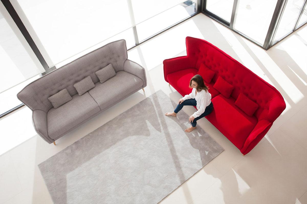 Living Room Sofa Montreal