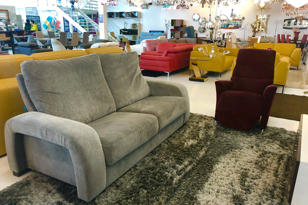 Modern Sofa Hugo Modern Furniture Montreal
