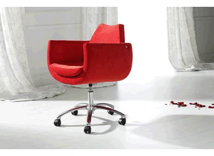 Modern roller chair fabric