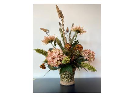 Arrangement de fleurs 1