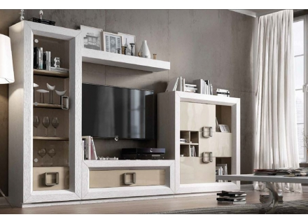 Wall Unit Modern Montreal